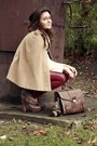 Dark-brown-deezee-boots-dark-brown-romwe-bag-brick-red-leather-cubus-pants