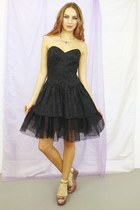 black Bird on a wire dress