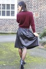 Pleats-bird-on-a-wire-skirt