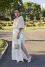 La-halle-shoes-vintage-bag-crop-h-m-top-zara-skirt-sismeek-watch