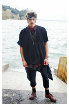 black black bandanna Black Bandanna accessories