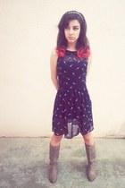 shoes - Bershka dress