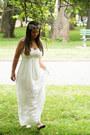 White-forever-21-dress-sky-blue-namrata-joshipura-hair-accessory