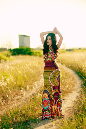 27f3faf6ab57 Maroon Summer Dress - How to Wear and Where to Buy | Chictopia