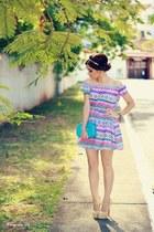bubble gum dress