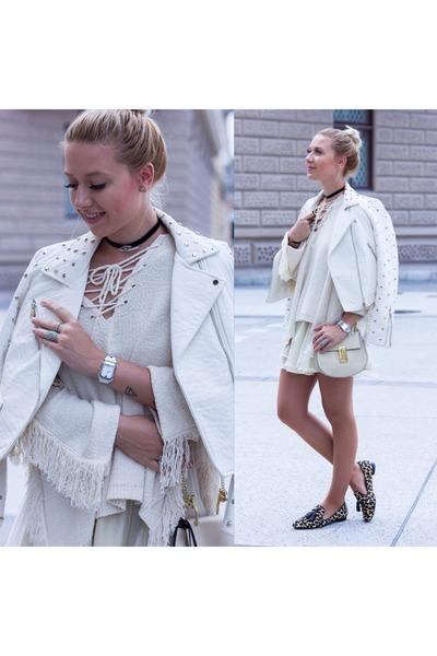 eggshell Chloe bag