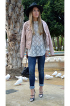 choiescom hat - Nelly shoes - La Redoute jacket