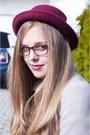 Crimson-h-m-hat-eggshell-flower-newyorker-hair-accessory