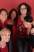 red IGGY POP shirt