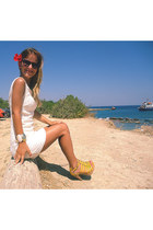 Pimkie dress - Bata heels