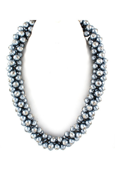 Blue Vanilla necklace