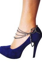 shoe jewelry Blue Vanilla accessories