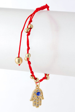 red Blue Vanilla bracelet