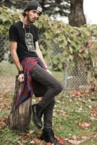 black diy graphic tee Gypsy Sale shirt