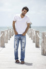 White-white-topman-shirt