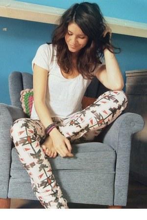 Isabel Marant jeans - Zara shirt