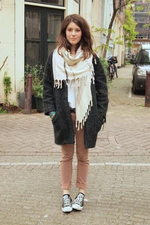 Isabel Marant jeans - Isabel Marant scarf