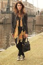 Zara-jacket-antik-batik-bag-winter-kate-cardigan