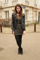 Isabel Marant dress - Zara jacket
