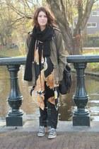 vintage jacket - Winter Kate cardigan