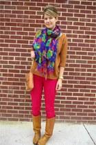 vintage Dexter boots - BDG jeans - Forever 21 sweater - Rebecca Minkoff bag