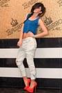 Jeans-top-heels