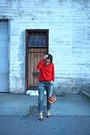 Navy-denim-ralph-lauren-jeans-ruby-red-cashmere-jcrew-sweater