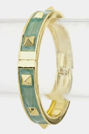 Brazenelle bracelet - Brazenelle bracelet - Brazenelle earrings