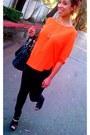 Lulus-jeans-zara-shirt-romeo-juliet-bag-aldo-wedges-forever-21-accessori