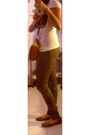 Brown-max-shoes-brown-bershka-pants-beige-bershka-t-shirt-brown-bag