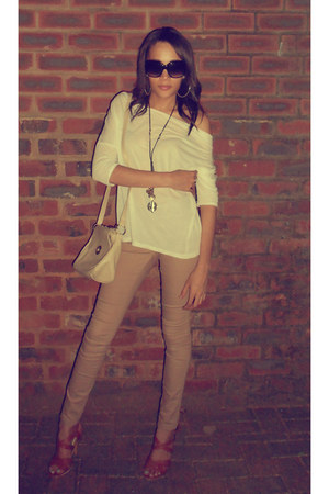 Mr Price top - RE jeans