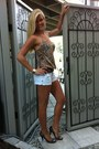 Guess-shorts-guess-heels-vera-moda-top-aldo-watch