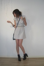 Richard Nicoll for Topshop dress - Gryson for Target purse - Primark belt - M by