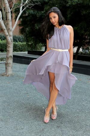 periwinkle Katie May dress