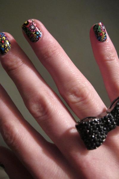 Minx Nails accessories