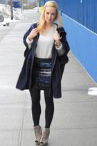 Forever21 skirt - asos heels