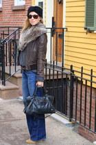 Seven jeans - Vintage leather jacket