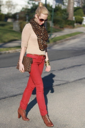 Rich & Skinny jeans - H&M Knit top