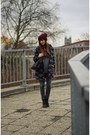 Black-pistol-boots-sacha-boots-black-winter-coat-levis-jacket