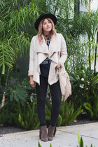 shearling others follow jacket
