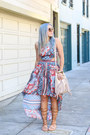 Kersh-dress-zara-sandals