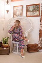 paisley vintage jumper