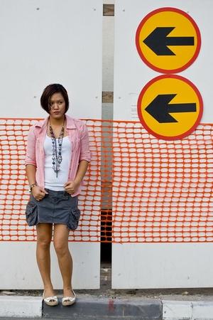 Bershka - Coolcat skirt - Urban Behaviour shoes - Newlook necklace