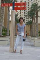 Zara shirt - Stradivarius jeans - Stradivarius belt - Newlook purse - Aldo shoes