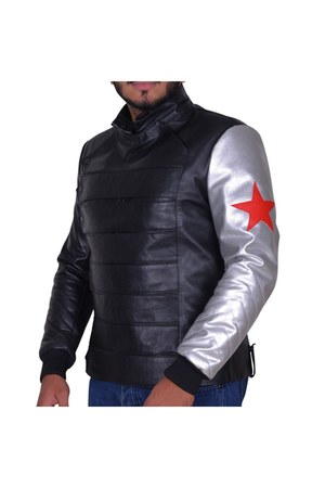 faux leather Buymoviejacket jacket