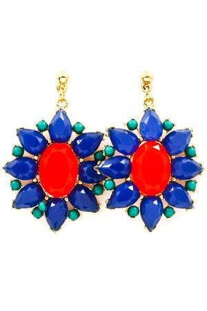 Byrd Holland earrings