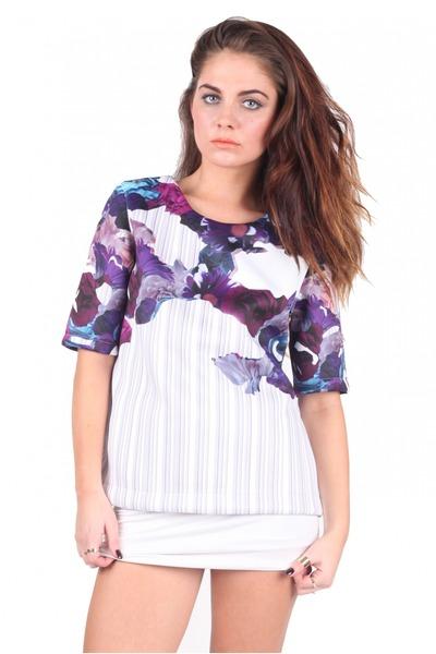 Sunna Naseer X CAGECITY t-shirt