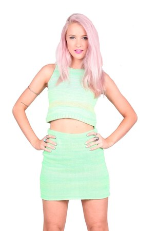 Kelli McGuinness X CAGECITY vest