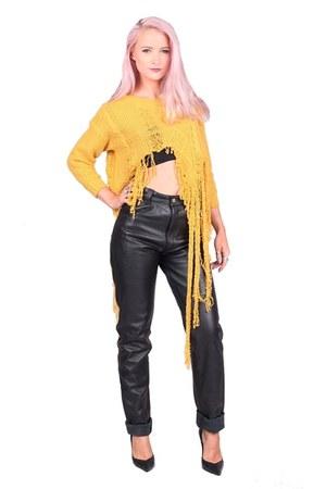 Shabira Dowley X CAGECITY jumper