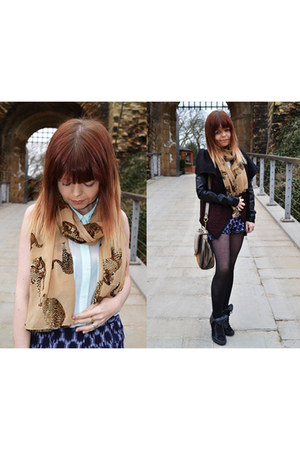 light brown leopard scarf Millies Fashion Boutique scarf